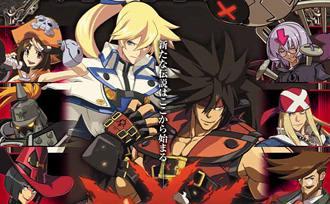 GUILTY GEAR Xrd -SIGN- ポスター
